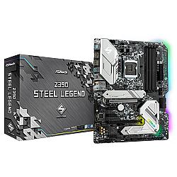 ASRock Z390 Steel Legend 9th Gen ATX Motherboard