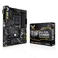 ASUS TUF B450-PLUS AMD RGB GAMING Motherboard