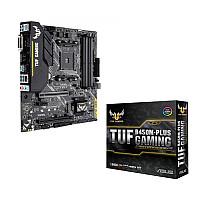 Asus TUF B450M-PLUS GAMING AMD AM4 ATX Motherboard