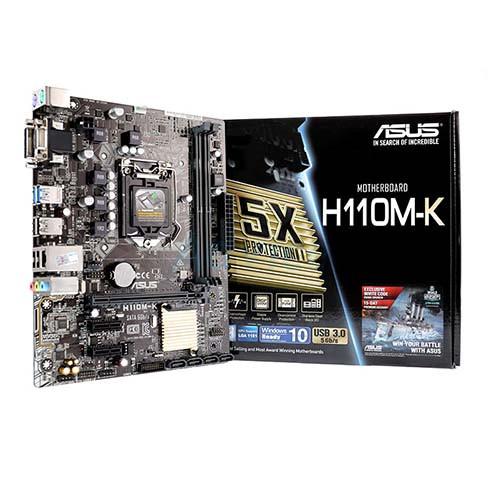 Asus H110m K Motherboard