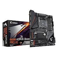 GIGABYTE B550 AORUS PRO AC AMD Motherboard