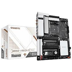 Gigabyte B550 Vision D AMD 3rd Gen Wi-Fi Motherboard