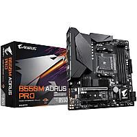 Gigabyte B550M Aorus  Pro AMD 3rd Gen Micro ATX Motherboard
