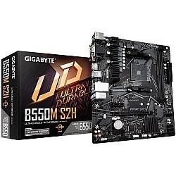 Gigabyte B550M S2H AM4 AMD Micro ATX Motherboard