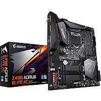 Gigabyte Z490 AORUS ELITE AC Intel 10th Gen Motherboard