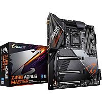 Gigabyte Z490 AORUS MASTER Intel 10th Gen Motherboard
