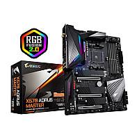 GIGABYTE X570 AORUS MASTER AMD MOTHERBOARD