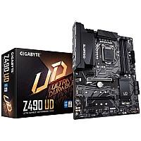 Gigabyte Z490 UD LGA 1200 10th Gen Ultra Durable ATX Motherboard