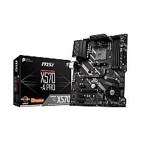MSI X570-A PRO AM4 ATX Motherboard