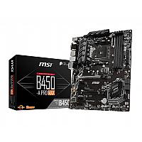 MSI B450-A PRO MAX AMD GAMING MOTHERBOARD