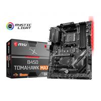 MSI B450 TOMAHAWK MAX MILITARY STYLE AMD GAMING MOTHERBOARD