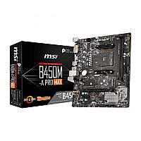 MSI B450M-A PRO MAX AMD AM4 MOTHERBOARD