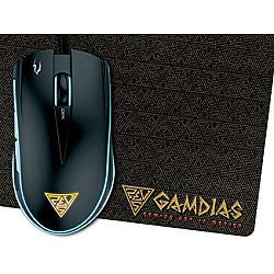 Gamdias Zeus E2RGB Optical Gaming Mouse with mouse pad