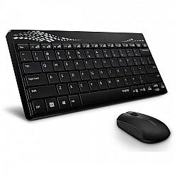 Rapoo 8000S Wireless Keyboard Mouse Combo