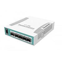 Mikrotik CRS106-1C-5S+ Router