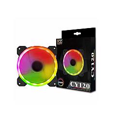 XIGMATEK EN40254 CY120 RGB 3 Casing Fan Pack with Controller