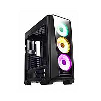 XIGMATEK EN40735 Mystic 9 TG Gaming Case
