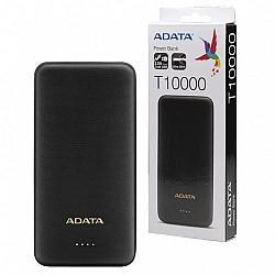 Adata T10000 Dual USB Ultra Slim 10000mah Power Bank