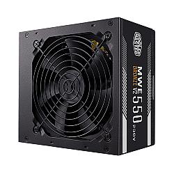 Cooler Master MWE 550 BRONZE V2 230V 80 PLUS POWER SUPPLY