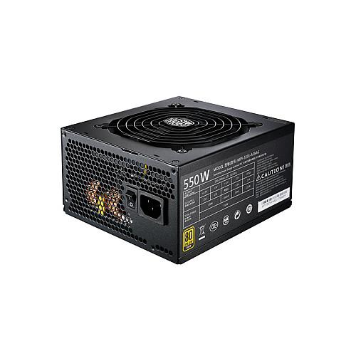 GAMDIAS ASTRAPE M1-550W 550W 80 PLUS Standard ATX12V v2.2 Power Supply w//