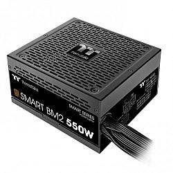 Thermaltake SMART BM2 550W  80 Plus Bronze  Semi-Modular Power Supply