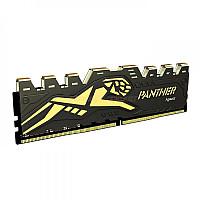 APACER PANTHER-GOLDEN 4GB DDR4 2400 BUS GAMING DESKTOP RAM