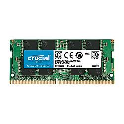 Crucial 8GB Single DDR4 2666MHz Laptop RAM