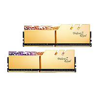 G.Skill Trident Z Royal RGB 16GB(2X8GB) DDR4 3200MHz Desktop Ram