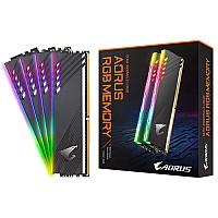 GIGABYTE AORUS RGB 16GB (2x8GB) DDR4 3600Mhz Desktop Ram with Demo Kit