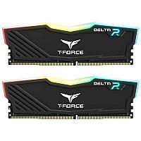 Team Delta RGB 32 GB (2 x 16 GB) DDR4 3200Mhz Desktop RAM