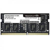 TEAM ELITE 8GB 2666MHz Laptop RAM