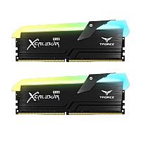 Team XCALIBUR RGB 16GB(2 X 8GB) DDR4 3600Mhz Desktop Ram