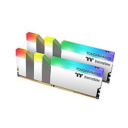 Thermaltake TOUGHRAM RGB 16GB(2 x 8GB) DDR4 3600Mhz Desktop Ram (White)