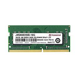 Transcend 16GB DDR4 2666 MHz SO-DIMM Laptop RAM