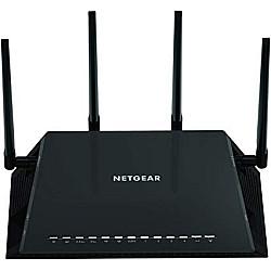 NETGEAR R7800 WIRELESS AC2600 Mbps Dual Band Nighthawk X4S Smart WiFi Gaming Gigabit Router