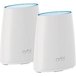 Netgear Orbi RBK40 AC2200 Whole Home Tri-Band Wi-Fi System