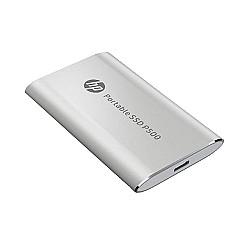 HP P500 500GB Portable SSD -White