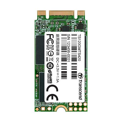 Transcend 120GB M.2 420S SSD