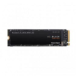 Western Digital SN750 250GB NVMe SSD (Black)