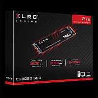 PNY CS3030 2TB M.2 NVMe SSD