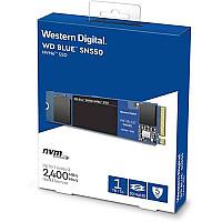 Western Digital SN550 1TB NVMe M.2 SSD (Blue)