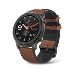 Xiaomi Amazfit A1902 GTR 47mm Aluminium Alloy Black & Brown Smart Watch (Global Version)