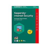 Kaspersky Internet Security 1-User 1 year