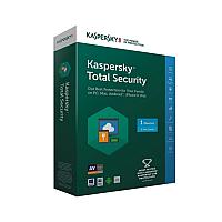 Kaspersky Total Security 1-User 1 year
