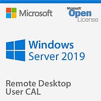 Microsoft Windows Server 2019, License, 1 device CAL, Open License