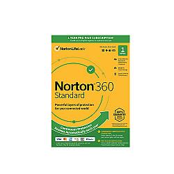 Norton 360 Standard 1 Device 1 Year