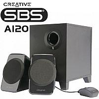 Creative SBS A-120 2.1 Multimedia Speaker System