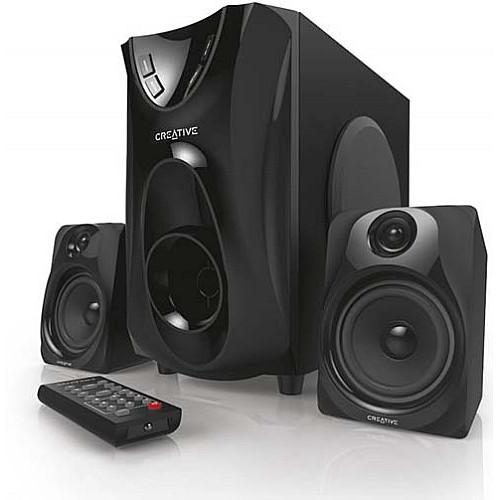 Creative SBS E2400 2.1 Channel Multi-Purpose Speaker