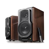 Edifier S2000 MKIII Powered Bookshelf 2.0 Bluetooth Speaker