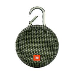 JBL Clip 3 Portable Bluetooth Speaker -Green